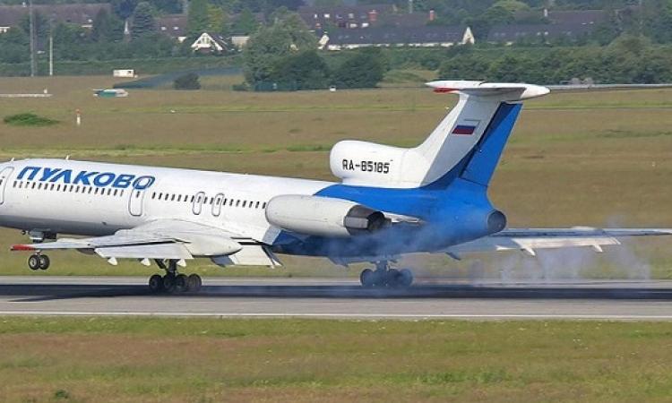 تحطم طائرة روسية متجهه لسوريا على متنها 91 شخصاً