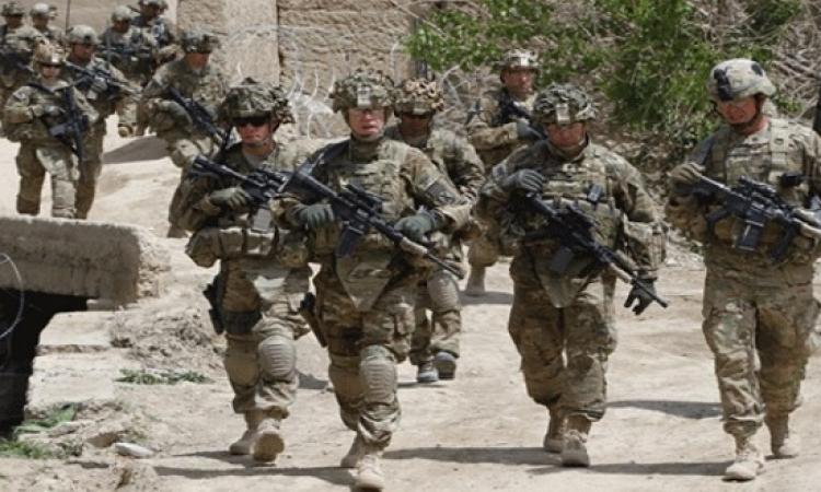 وصول تعزيزات امريكية الى الانبار لطرد داعش