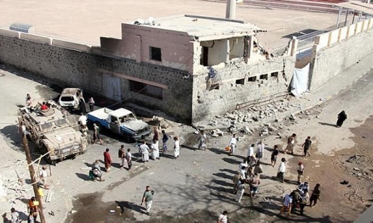 مقتل 30 جندياً يمنياً فى هجوم انتحارى على مقر عسكرى شرق عدن