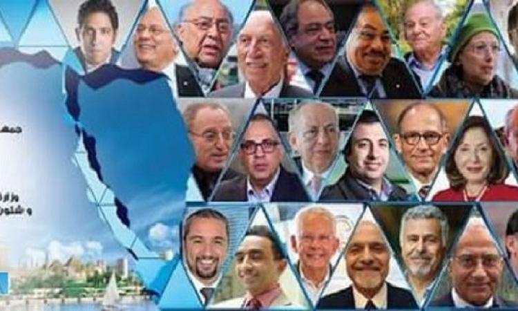 اسماعيل يفتتح مؤتمر مصر تستطيع لعلماء مصر بالخارج