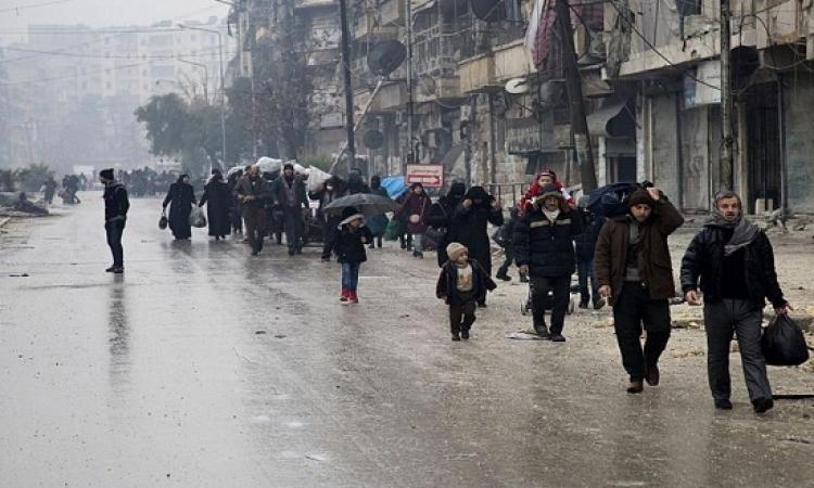توسيع اتفاق إخلاء حلب ليشمل بلدات محاصرة أخرى فى إدلب وريف دمشق