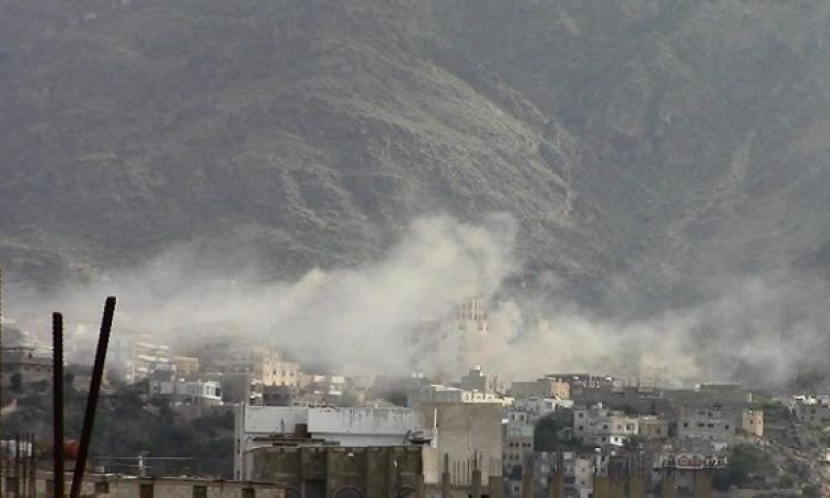 إحباط هجوم عنيف لميليشيات الحوثي جنوب تعز