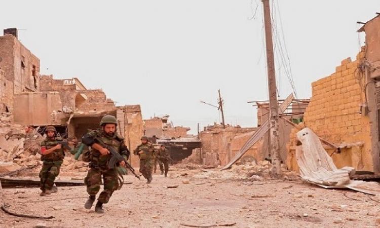 استئناف المواجهات فى حلب بعد انتهاك المعارضة المسلحة وقف إطلاق النار