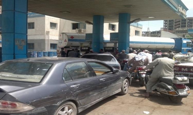 وزارة البترول تكشف حقيقة رفع أسعار الوقود