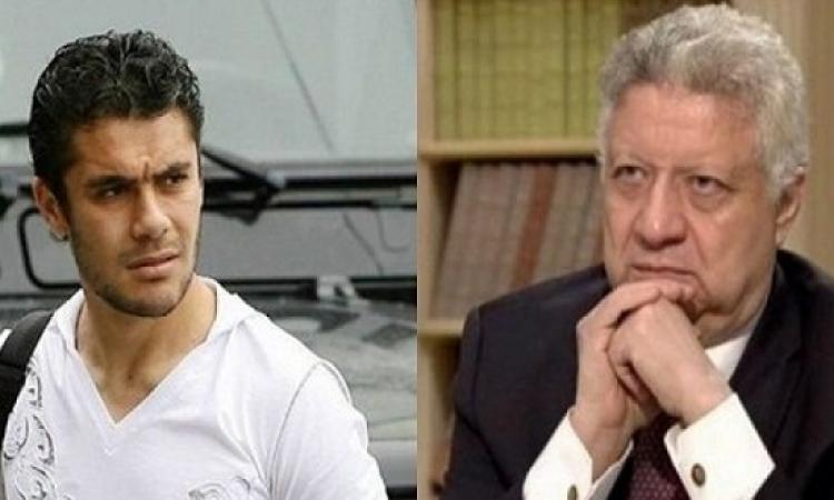 أحمد حسن : مرتضى يتنفس كذباً .. وهاخد فلوسى غصباً عنه !!