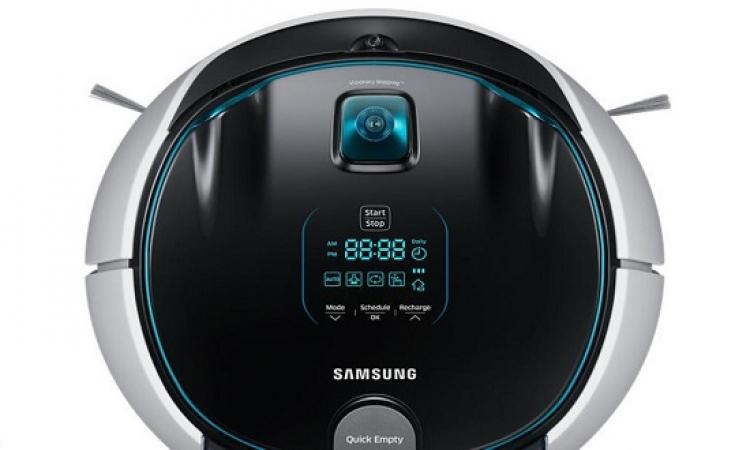 سامسونج تطرح مكنسة كهربائية ذكية تعمل بالصوت