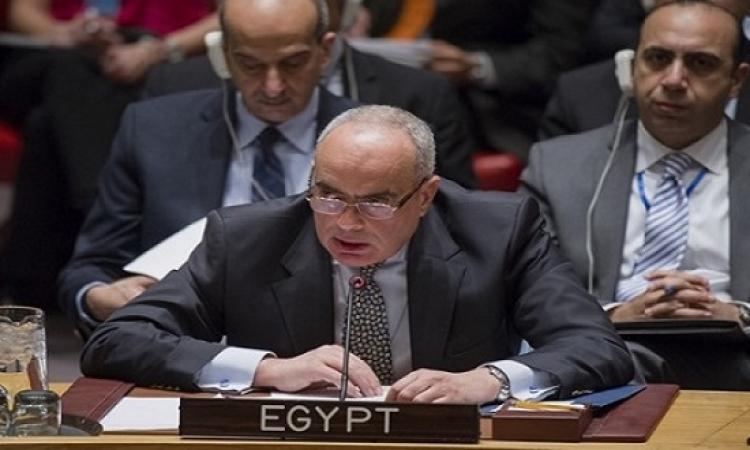 مصر ترد على الاتهامات القطرية أمام مجلس الأمن