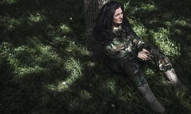 بالصور .. حسناء دنماركية تهز عرش داعش