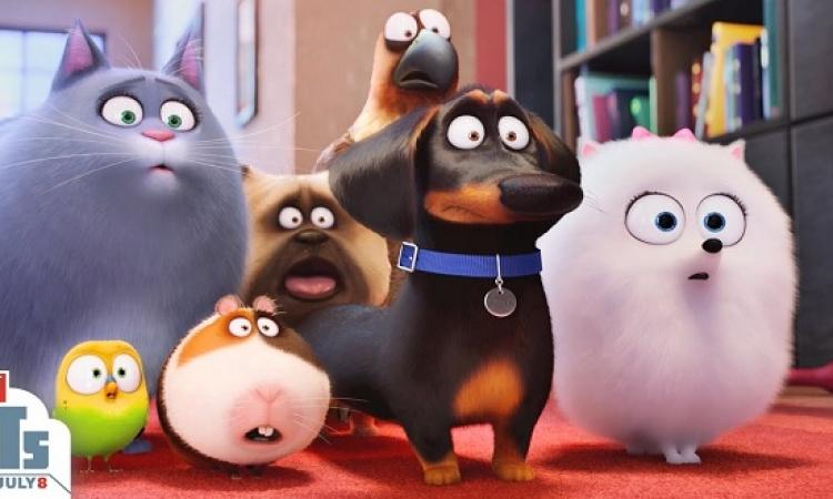 إيرادات فيلم The Secret Life of Pets بمصر تقترب من 4 ملايين جنيه