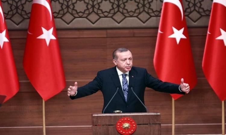 الاتراك يصوتون اليوم فى استفتاء تاريخى لتوسيع سلطة أردوغان