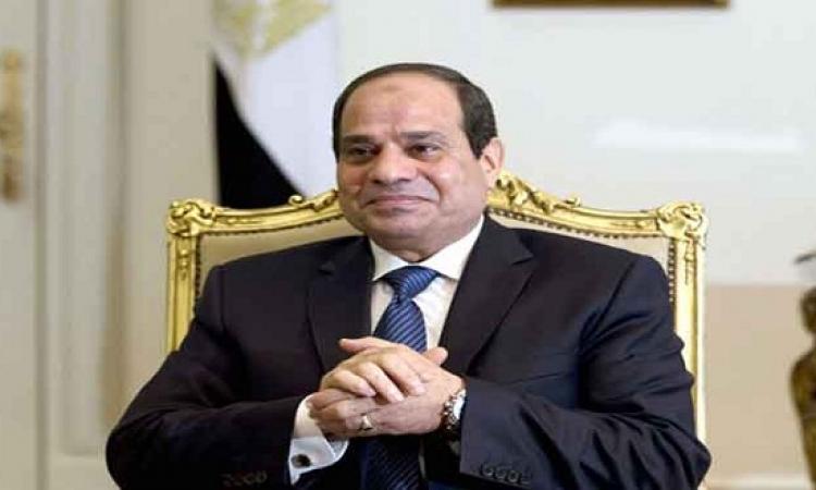 السيسى يستهل لقاءاته بأمريكا بلقاء الجالية المصرية ورئيس البنك الدولى