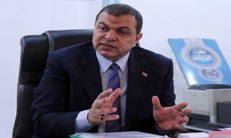 سعفان: الاتفاق على ربط إلكترونى مع الكويت بداية من 2019