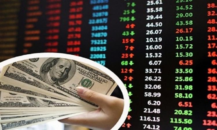 تراجع الدولار  لـ 17.68 جنيه بنهاية تعاملات اليوم