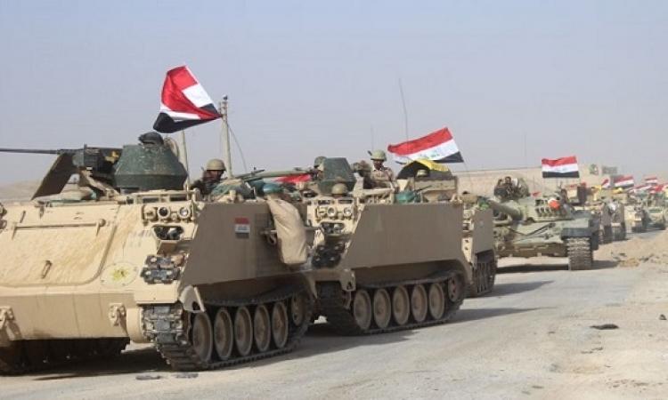 قوات مكافحة الإرهاب العراقية تحرر حى الصحة غرب الموصل