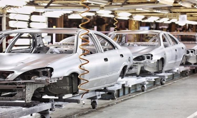 وزارة الصناعة تراجع نسب المكون المحلى فى السيارات