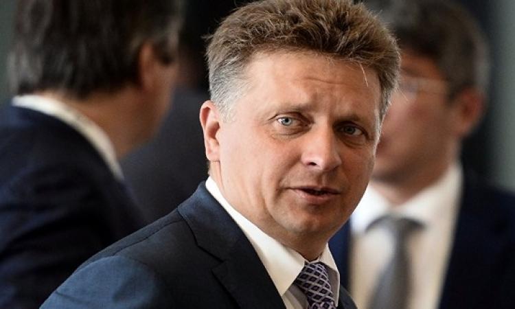 وزير النقل الروسى يتوقع استئناف الرحلات الجوية لمصر خلال ايام