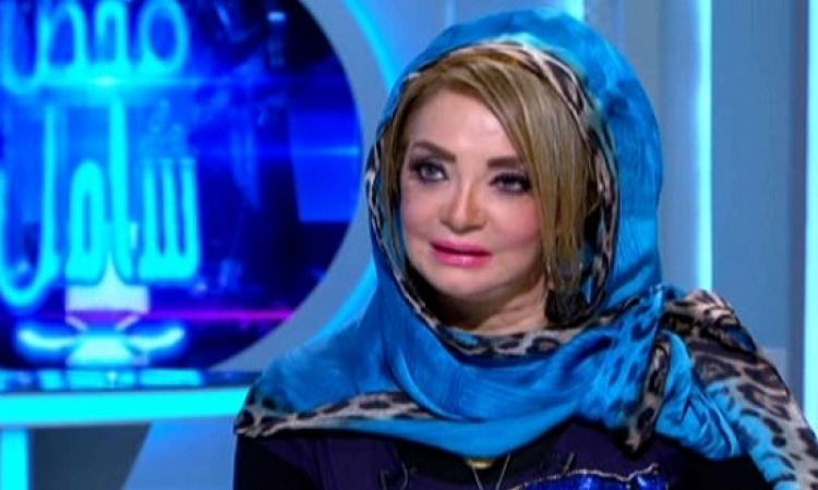 نادية الجندى تعلن وفاة شقيق الفنانة شهيرة