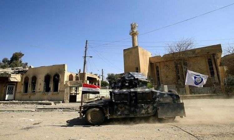 الجيش العراقى يعزل غرب الموصل عن تلعفر