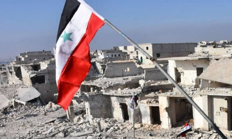 موسكو تبحث عن تحالف دولى جديد لإعمار سوريا