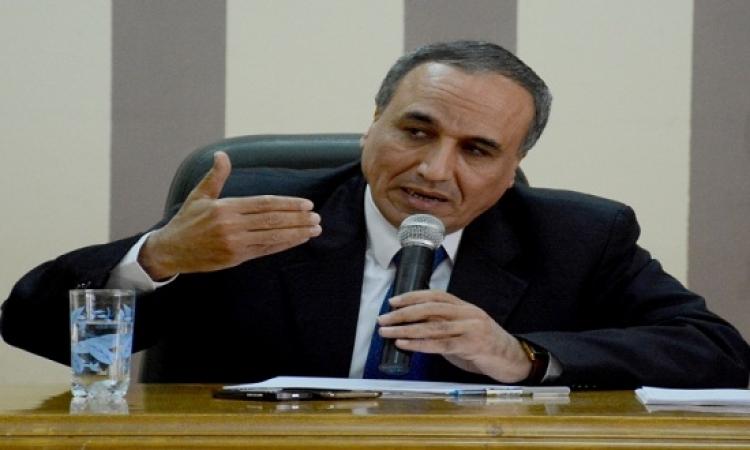 عبد المحسن سلامة نقيبا للصحفيين بـ 2457 صوتا