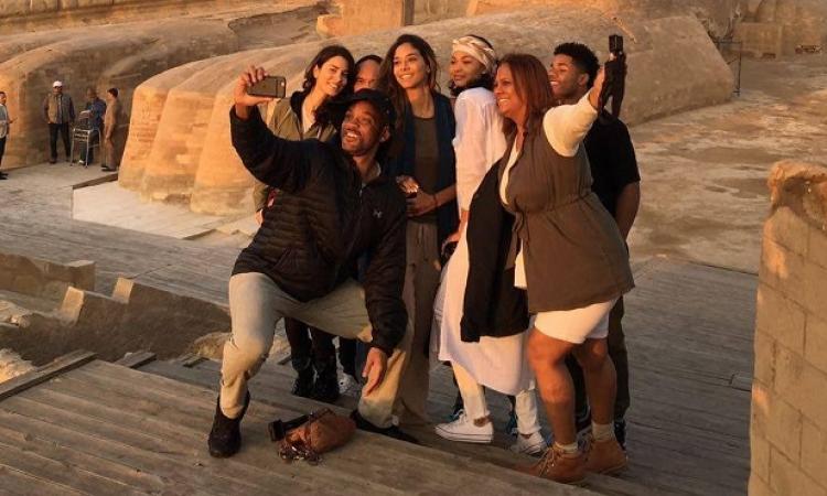 بالفيديو.. زاهى حواس: سميث سيجدد زيارته لمصر قريبًا