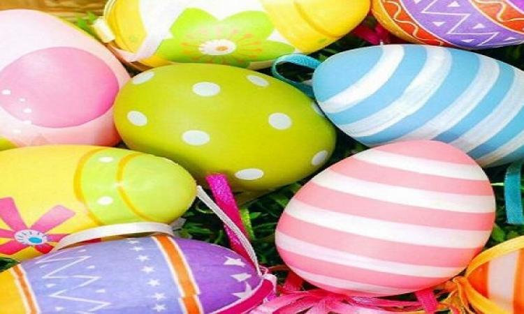 تحذير.. استخدام الألوان الصناعية فى تلوين البيض يسبب مشاكل الكلى والكبد