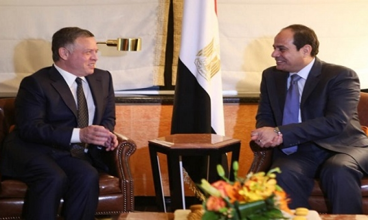 قمة مع العاهل الأردنى ولقاءات متعددة مع مسئولين أمريكيين فى رابع ايام زيارة السيسىلواشنطن