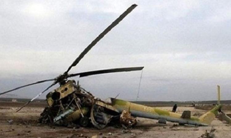مصرع 12 فى تحطم طائرة هليكوبتر للشرطة التركية