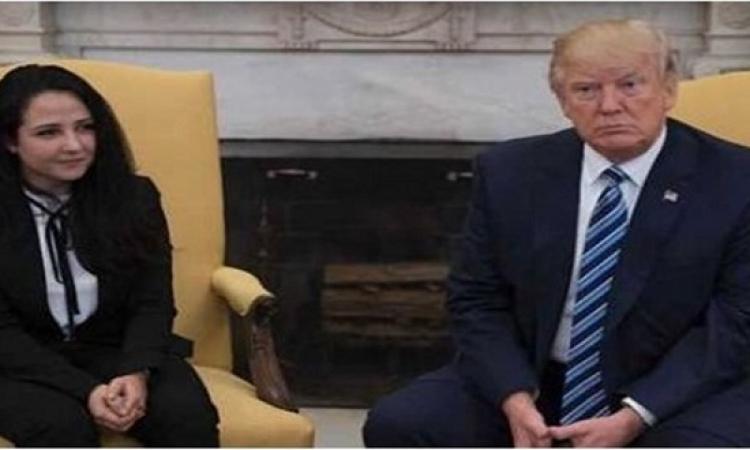 ترامب ينفى تدخله فى إطلاق سراح آية حجازى