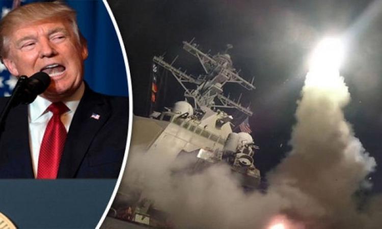 العصافير الـ 8 التى ضربها ترامب بغارته على سوريا
