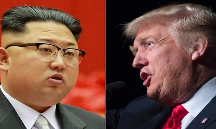 ترامب يأمر رئيس كوريا الشمالية بأن «يتأدب»