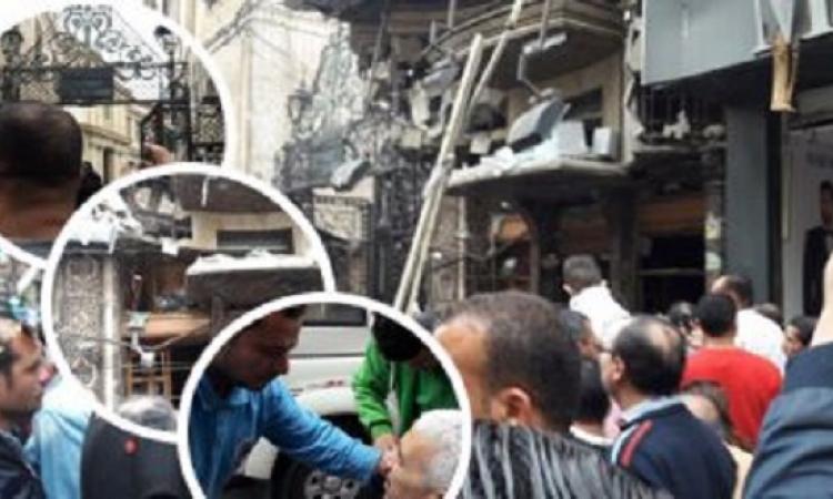 """""""الداخلية"""" تكشف أسماء الخلية الإرهابية المنفذة لتفجير كنيستى طنطا والإسكندرية"""