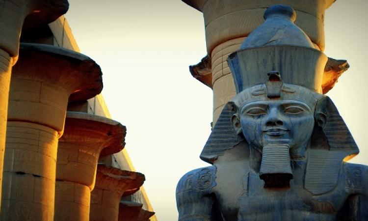 غدًا .. إزاحة الستار عن تمثال رمسيس الثانى بعد ترميمه