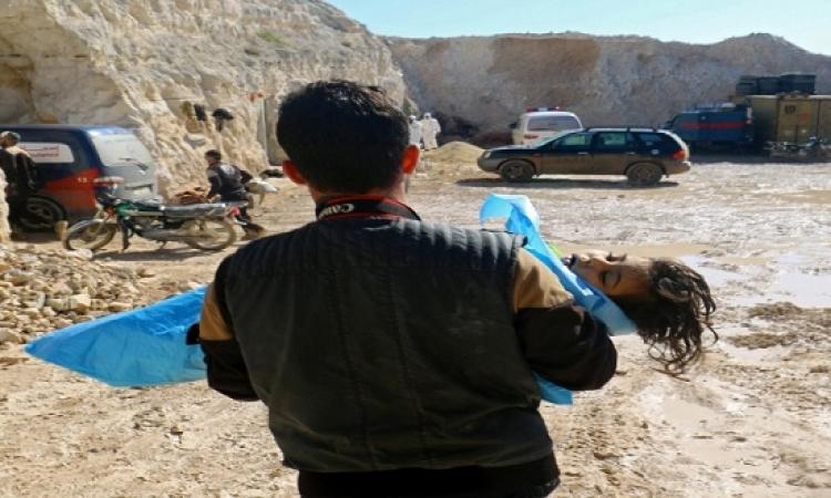 """مندوب سوريا: بريطانيا متطرفة.. وأمريكا فبرك """"الهجوم الكيميائى"""""""
