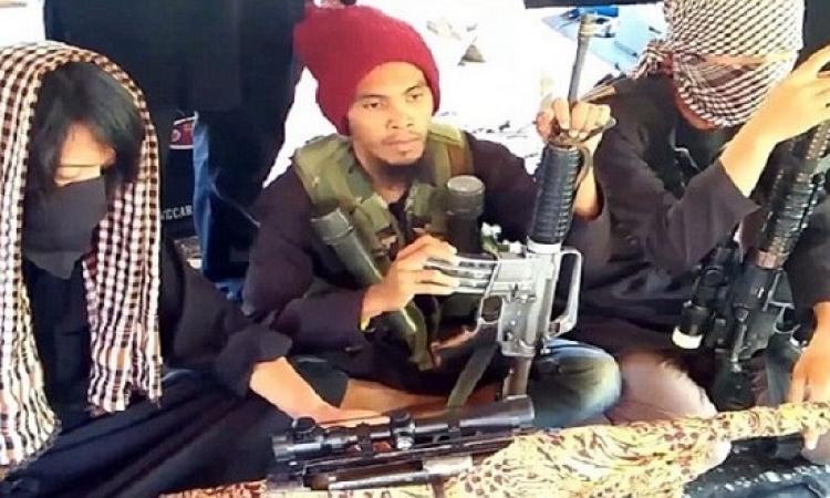 مقتل 40 مواليًا لداعش فى جنوب الفلبين