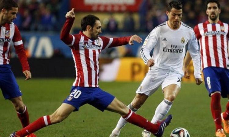 ملعب سانيتاجو برنابيو يحتضن ديربى مدريد بين الريال وأتليتكو