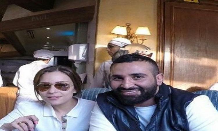 مفاجأة.. عودة ريم البارودى وأحمد سعد للتصوير وجها لوجه