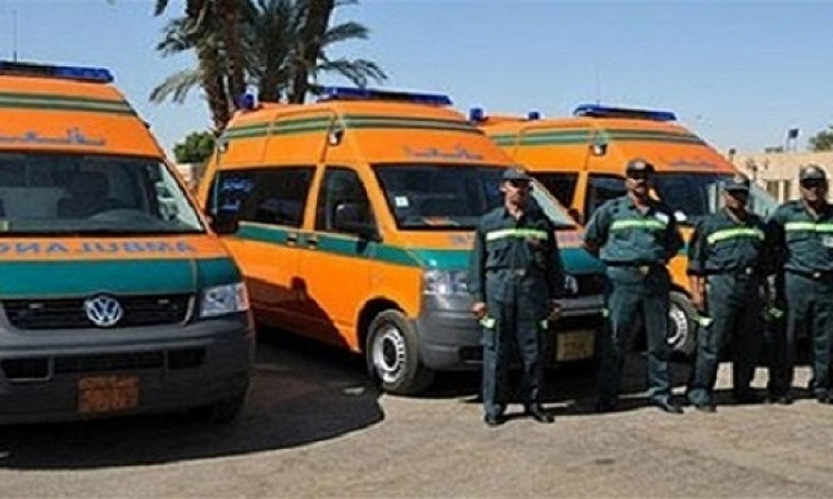 الصحة تدفع بـ 2715 سيارة إسعاف لتأمين احتفالات شم النسيم