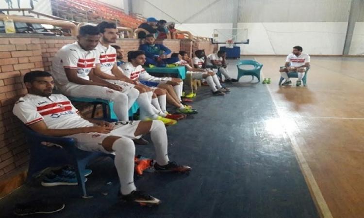 لاعب الزمالك يعتذر عن مواجهة فريق أهلى طرابلس