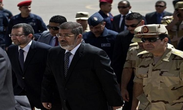 فيلم أيام الغضب والثورة .. اول تجسيد للسيسى ومرسى وطنطاوى !!