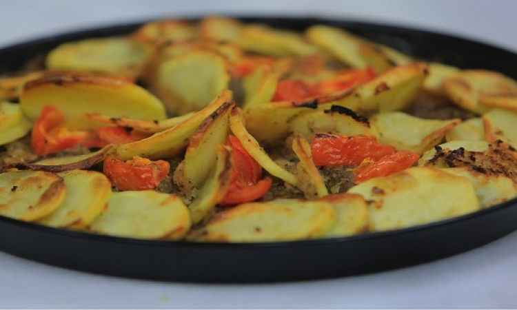 طبق اليوم .. كفتة بالبطاطس من المطبخ التركى