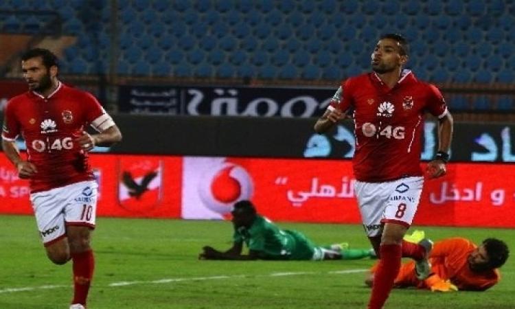 الأهلى يحقق فوزًا ثمينًا بثنائية فى الوداد المغربى