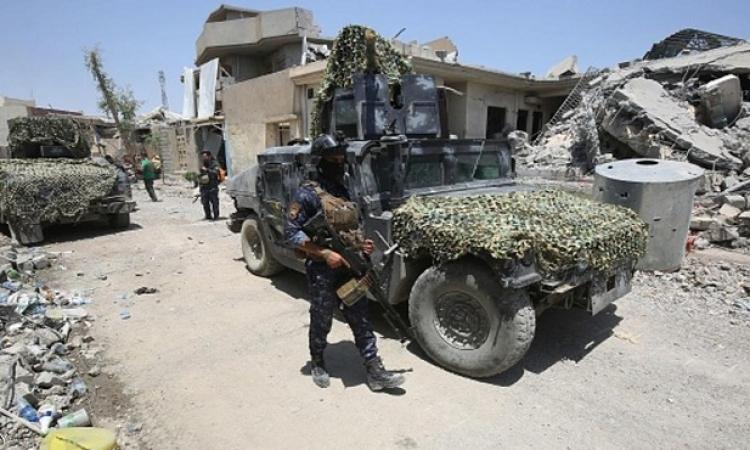 القوات العراقية تبدأ اقتحام المدينة القديمة فى الموصل