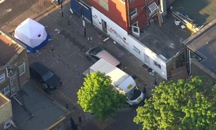 شرطة لندن : عملية دهس مصلين مسجد فينسبرى حادث إرهابى