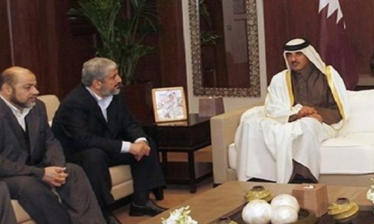 قادة حماس يغادرون الدوحة بناء على طلب قطرى