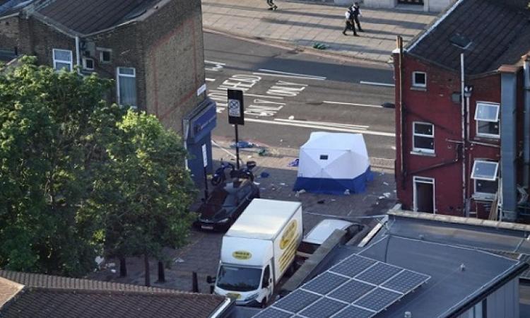 11 قتيلاً وجريحاً فى عملية دهس لمصلين لدى خروجهم من مسجد بلندن
