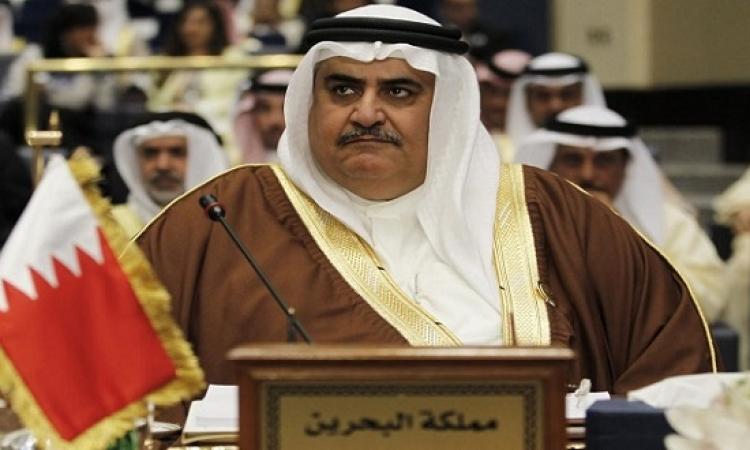 البحرين : الخلاف مع قطر سياسى والدوحة تتحمل اى تصعيد عسكرى