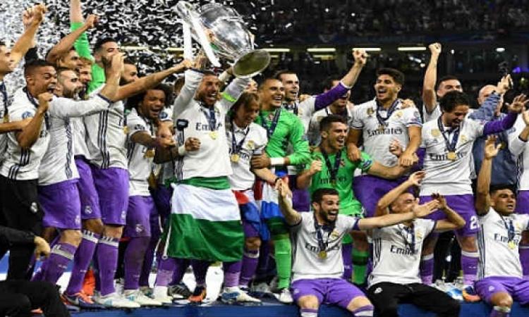 ريال مدريد .. الاكثر تتويجاً .. يواصل الابتعاد عن الأهلى وبرشلونة