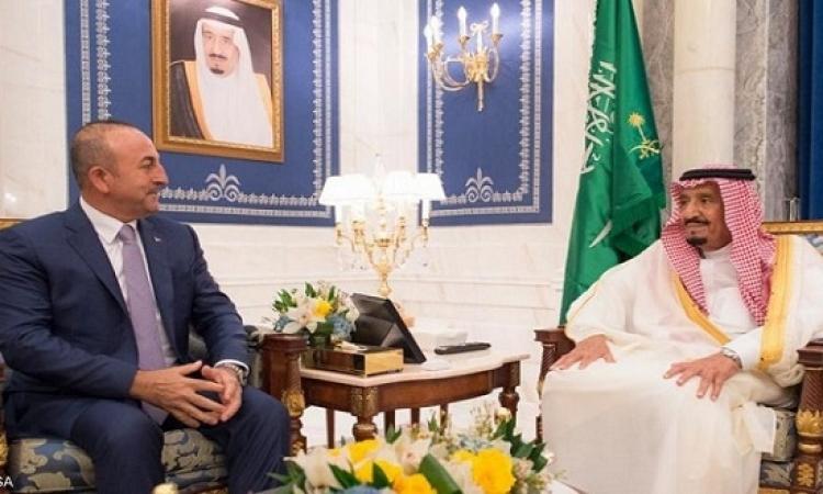 السعودية تعلن رفضها إقامة قواعد عسكرية تركية على اراضيها