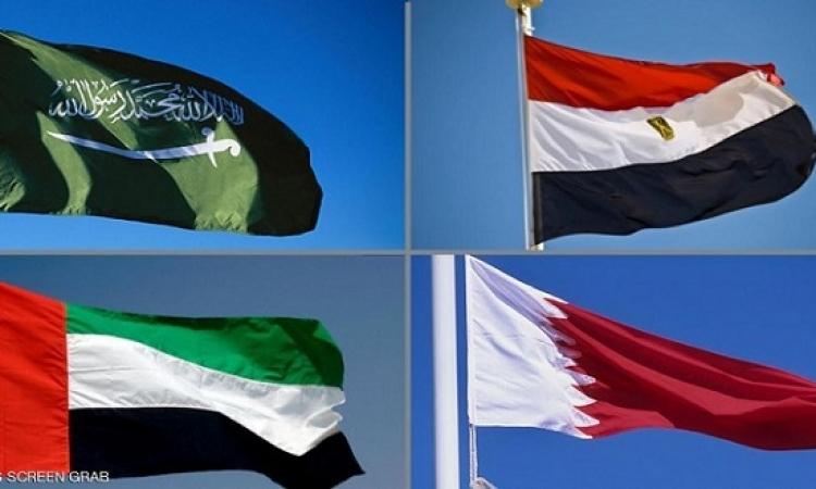 السعودية والإمارات والبحرين ينضمون لمصر ويقطعون العلاقات مع قطر